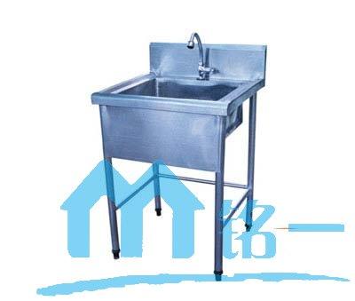 单槽洗物池